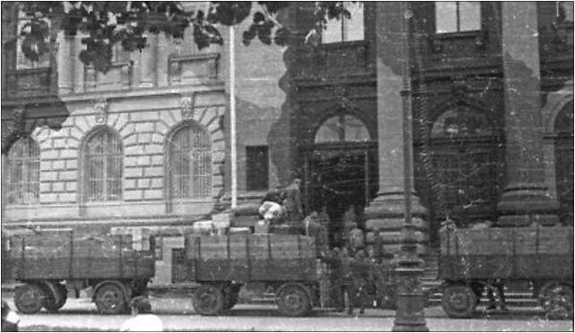 Warsaw 1944 by Bałuk - 26320, Małachowskiego Stanisława, pl. 3 00-063 - Zdjęcia