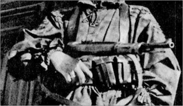Warsaw Uprising - Bumbo of Ruczaj Battalion, Mokotowska 52 00-543 - Zdjęcia