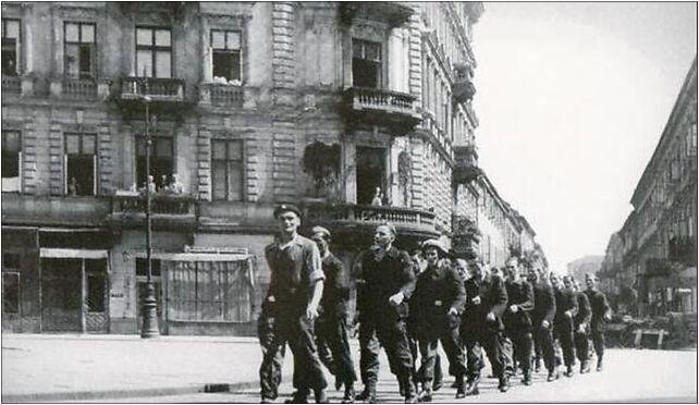 Warsaw Uprising - Insurgent Column, Chmielna 20, Warszawa 00-020 - Zdjęcia