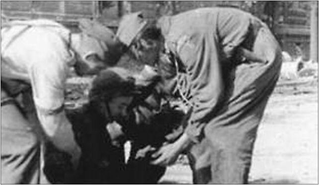 Warsaw Uprising - Mokotów to Śródmieście by Sewers (1944) od 00-532 do 00-679 - Zdjęcia