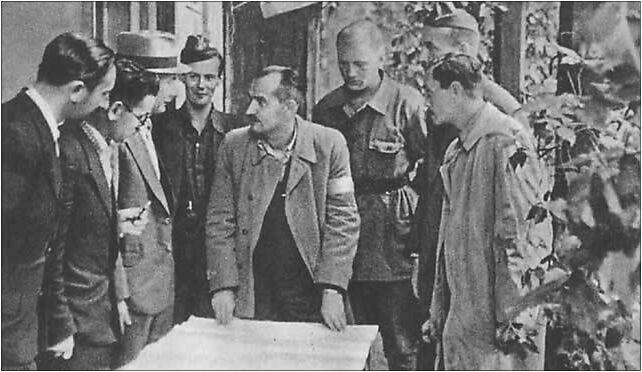 Warsaw Uprising - Small PASTa - 1, Krucza 5/11B, Warszawa 00-548 - Zdjęcia