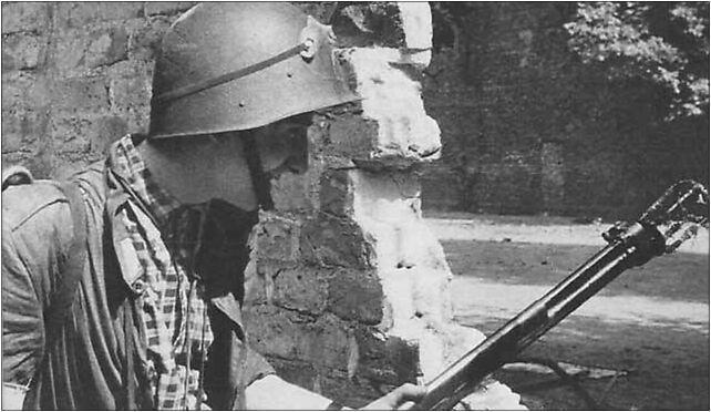 Warsaw Uprising - Small PASTa - Flamethrower 2, Krucza 5/11B 00-548 - Zdjęcia