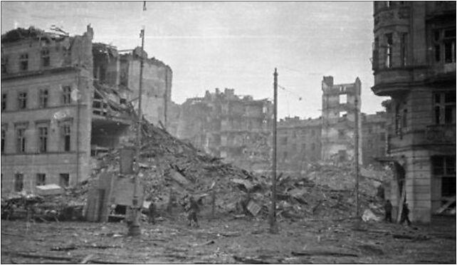 Warsaw Uprising by Bałuk - 26068, Chłodna 11, Warszawa 00-891 - Zdjęcia