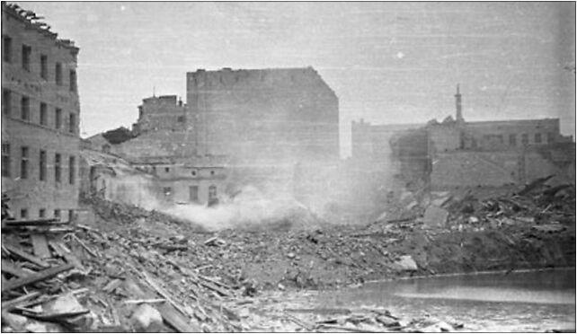 Warsaw Uprising by Bałuk - Wola, Chłodna 2/18, Warszawa 00-891 - Zdjęcia