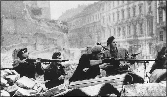 Warsaw Uprising by Tomaszewski - Mazowiecka 1, Świętokrzyska od 00-002 do 00-360 - Zdjęcia