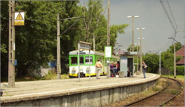 Warszawa Wola train station, Prymasa Tysiąclecia, al., Warszawa od 01-242 do 01-749, 02-322 - Zdjęcia