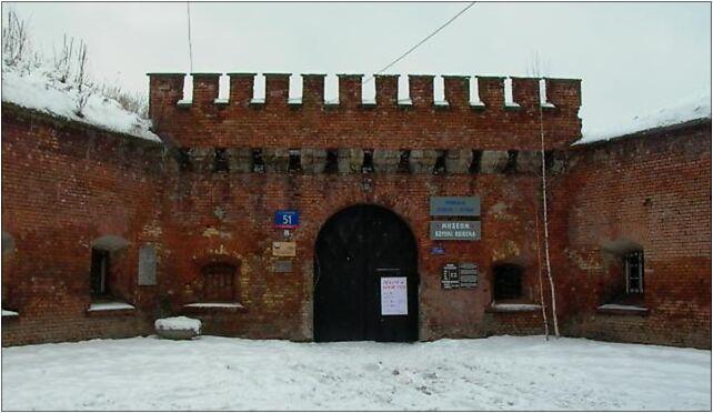 Warszawa fort siergieja 001, Czarnieckiego Stefana 51, Warszawa 01-541 - Zdjęcia