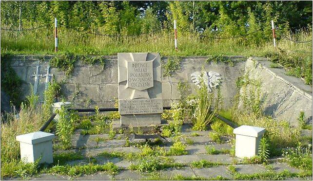 Warszawa pomnik 509 km, Solec, Warszawa od 00-382 do 00-456 - Zdjęcia