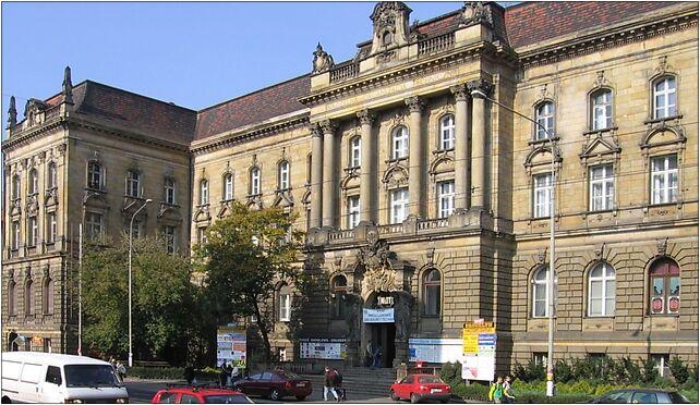 Wroclaw ulPilsudskiego gmach NOT, Piłsudskiego Józefa, marsz. 74 50-020 - Zdjęcia