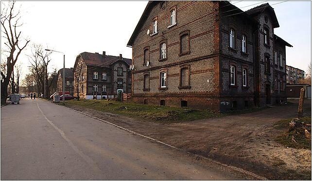 Zabrze Curie-Skłodowskiej 24 03 2010 P3248501, Zabrze 41-800 - Zdjęcia