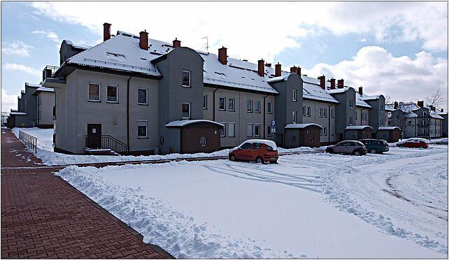Zabrze Jodłowa 1-7 15 03 2010 P3158300, Krucza 2, Zabrze 41-806 - Zdjęcia