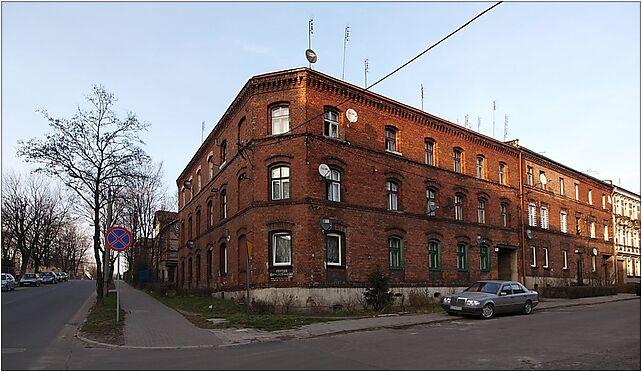 Zabrze Staszica 14 24 03 2010, Staszica Stanisława 12, Zabrze 41-800 - Zdjęcia