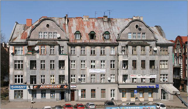Zabrze - Plac Dworcowy 01, Dworcowa 8, Zabrze 41-800 - Zdjęcia