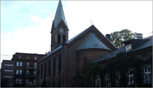 Zabrze protestant church2, Klimasa Czesława 7, Zabrze 41-800 - Zdjęcia