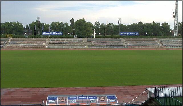 Zabrze-stadion Górnika Zabrze, Damrota Konstantego, ks., Zabrze 41-800 - Zdjęcia